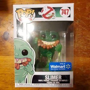 Slimer exclusive funko pop